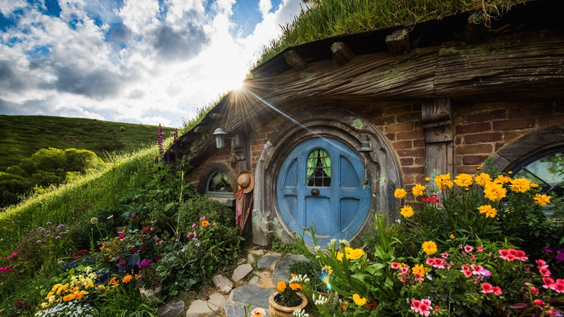 Image result for Hobbiton, New Zealand