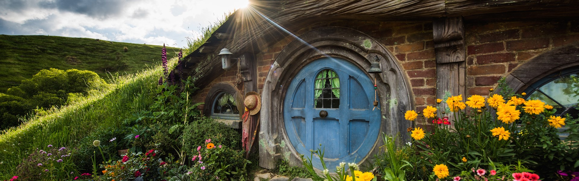Image result for hobbiton movie set tours