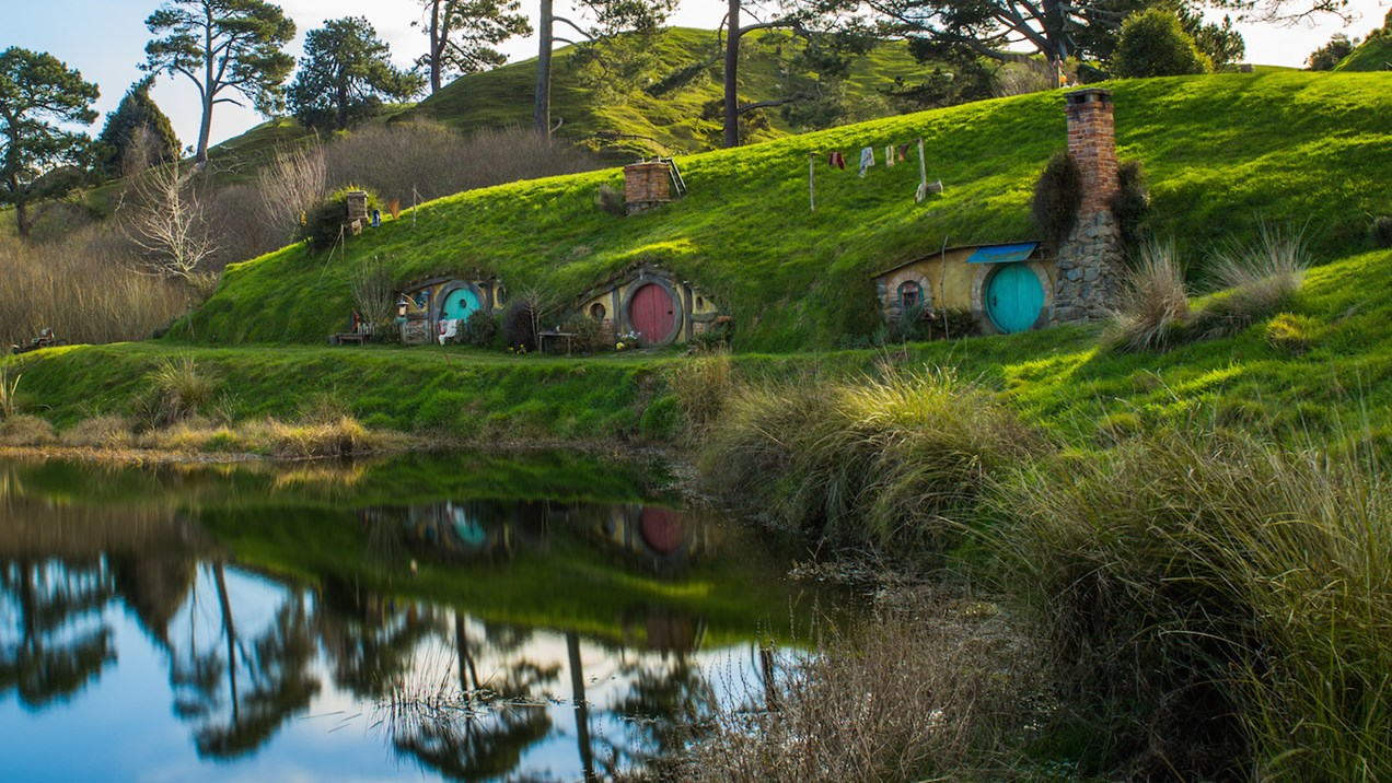 Hobbit Tours From Auckland