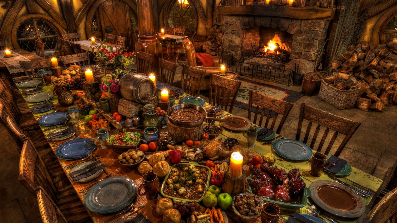 Hobbit Guided Tours