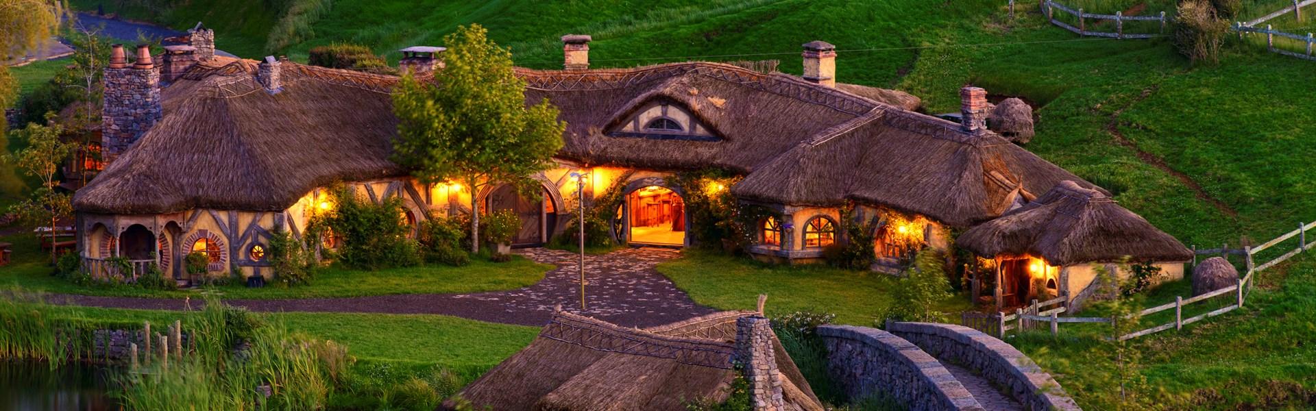 The Green Dragon™ Inn