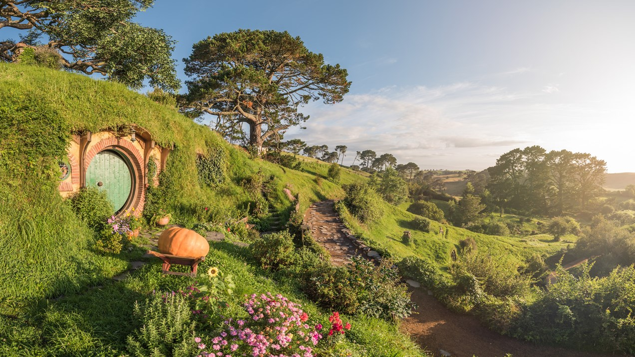 Experience the magic of hobbiton for Home video tours